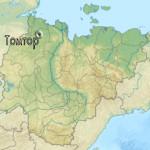 tomtor-Yakutia